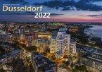 Düsseldorf 2022 Bildkalender A3 quer