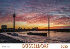 Düsseldorf 2022 Bildkalender A4 quer, spiralgebunden