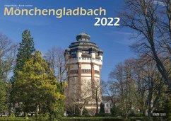 Mönchengladbach 2022 Bildkalender A3 quer, spiralgebunden