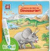 BOOKii® WAS IST WAS Kindergarten Entdecke die Welt der Dinosaurier!