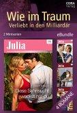 Wie im Traum - Verliebt in den Milliardär (2 Miniserien) (eBook, ePUB)