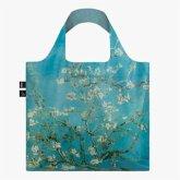 LOQI Bag, VINCENT VAN GOGH, Almond Blossom, Recycled