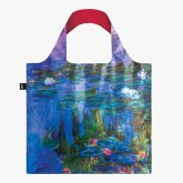 LOQI Bag, CLAUDE MONET, Water Lilies, Recycled