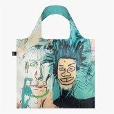 LOQI Bag, JEAN MICHEL BASQUIAT, Warhol