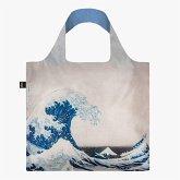 LOQI Bag, KATSUSHIKA HOKUSAI, The Great Wave, Recycled