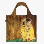 LOQI Bag, GUSTAV KLIMT, The Kiss, Recycled