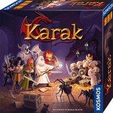 KOSMOS 682286 - Karak, Abenteuer-Spiel, Labyrinth-Spiel