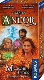 Die Legenden von Andor - Magische Helden - Ergänzung 5 - 6 Spieler