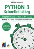 Python 3 Schnelleinstieg (eBook, ePUB)