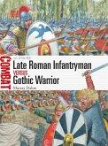 Late Roman Infantryman vs Gothic Warrior (eBook, ePUB)