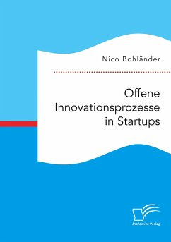 Offene Innovationsprozesse in Startups - Bohländer, Nico