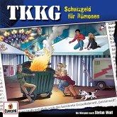 TKKG - Folge 218: Schutzgeld für Dämonen (MP3-Download)