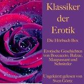 Klassiker der Erotik: Die Hörbuch Box (MP3-Download)