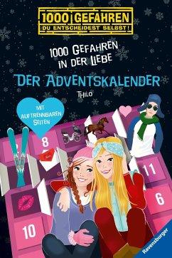 Der Adventskalender - 1000 Gefahren in der Liebe (Mängelexemplar) - THiLO