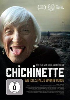 Chichinette - Wie ich zufällig Spionin wurde - Dokumentation