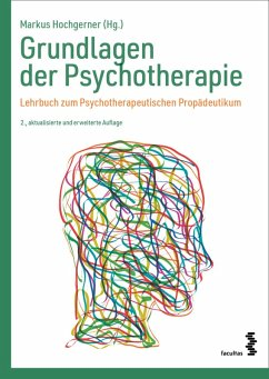 Grundlagen der Psychotherapie (eBook, ePUB)