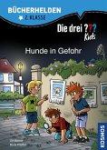 Die drei ??? Kids, Bücherhelden 2. Klasse, Hunde in Gefahr (drei Fragezeichen Kids) (eBook, PDF)