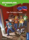 TKKG Junior, Bücherhelden 1. Klasse, Die Schoko-Diebe (eBook, PDF)