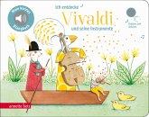 Ich entdecke Vivaldi - Pappbilderbuch mit Sound (Mein kleines Klangbuch)
