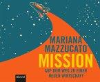 Mission, Audio-CD
