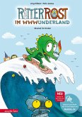 Ritter Rost 20: Ritter Rost im WWWunderland (Ritter Rost mit CD, Bd. 20)