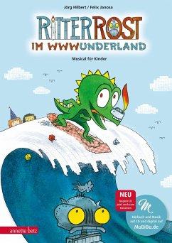 Ritter Rost 20: Ritter Rost im WWWunderland (Ritter Rost mit CD, Bd. 20) - Janosa, Felix;Hilbert, Jörg