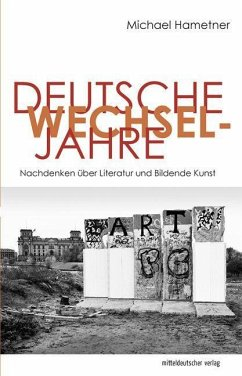 Deutsche Wechseljahre - Hametner, Michael