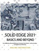 Solid Edge 2021 Basics and Beyond