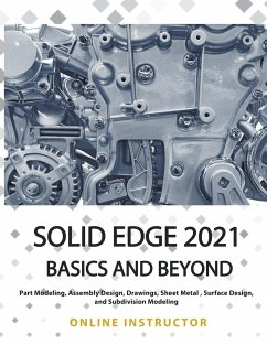 Solid Edge 2021 Basics and Beyond - Instructor, Online