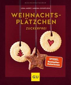Weihnachtsplätzchen zuckerfrei (Mängelexemplar) - Merz, Lena;Schäflein, Annina