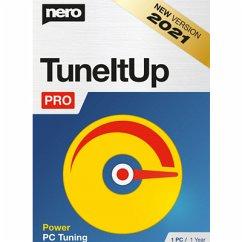 Nero TuneItUp PRO - Jahresversion (365 Tage) (Download für Windows)