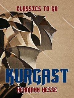 Kurgast (eBook, ePUB) - Hesse, Hermann