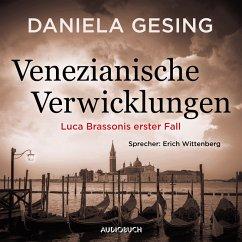 Venezianische Verwicklungen (MP3-Download) - Gesing, Daniela