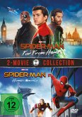 Spider-Man: Far from home & Spider-Man: Homecoming DVD-Box
