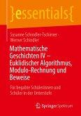 Mathematische Geschichten IV - Euklidischer Algorithmus, Modulo-Rechnung und Beweise