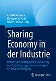 Sharing Economy in der Industrie