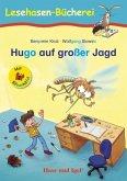 Hugo auf großer Jagd / Silbenhilfe