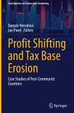 Profit Shifting and Tax Base Erosion