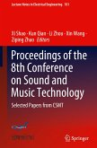 Proceedings of the 8th Conference on Sound and Music Technology