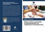 Eltern-Lehrer-Lernende-Zusammenarbeit im modularen Fernunterricht