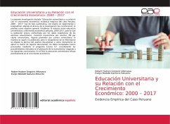 Educación Universitaria y su Relación con el Crecimiento Económico: 2000 - 2017