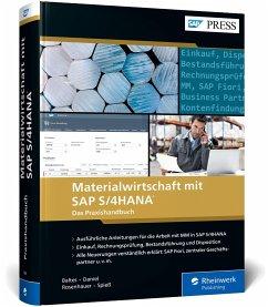 Materialwirtschaft mit SAP S/4HANA - Baltes, Oliver;Daniel, Martin;Spieß, Petra