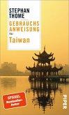 Gebrauchsanweisung für Taiwan