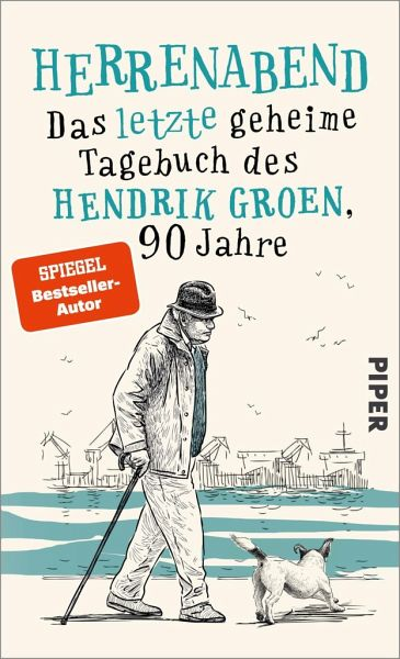 Buch-Reihe Das geheime Tagebuch des Hendrik Groen