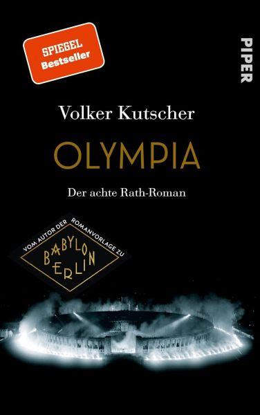 Buch-Reihe Kommissar Gereon Rath von Volker Kutscher