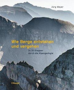 Wie Berge entstehen und vergehen - Meyer, Jürg