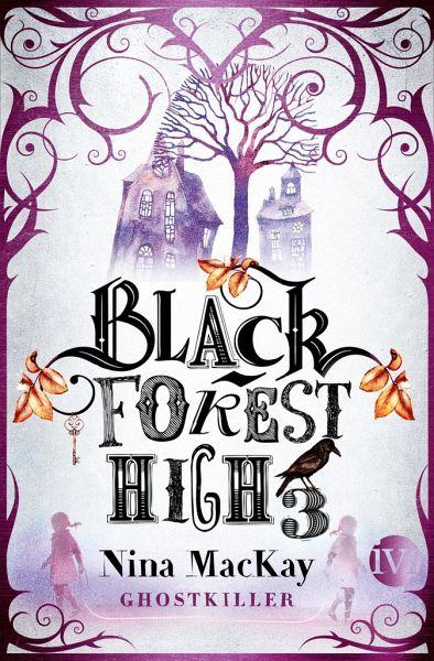 Buch-Reihe Black Forest High