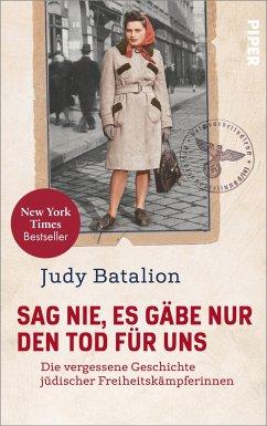 Sag nie, es gäbe nur den Tod für uns - Batalion, Judy