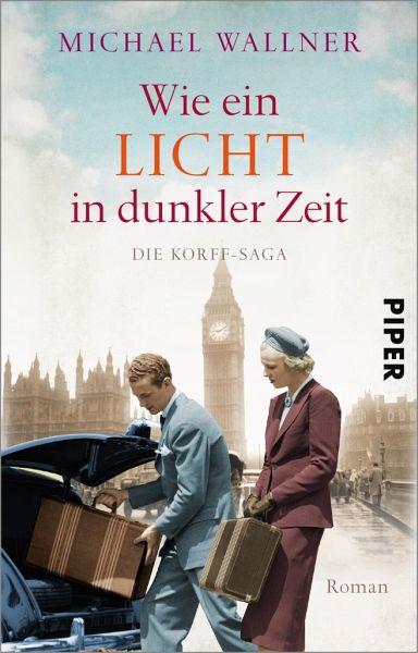 Buch-Reihe Die Korff-Saga