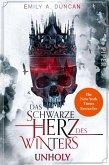 Unholy / Das schwarze Herz des Winters Bd.1